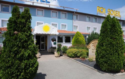 Hôtel Roi Soleil Mulhouse Sausheim