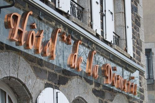 Hôtel Restaurant La Domerie