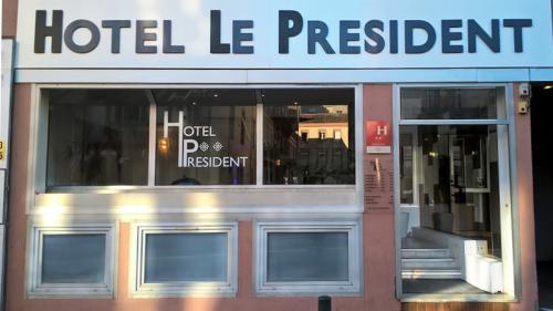 Hôtel Le Président