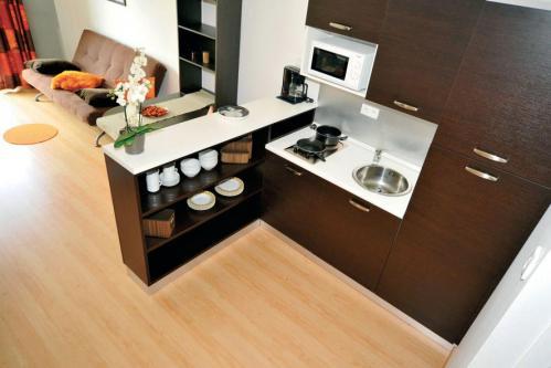 Double apartment T2