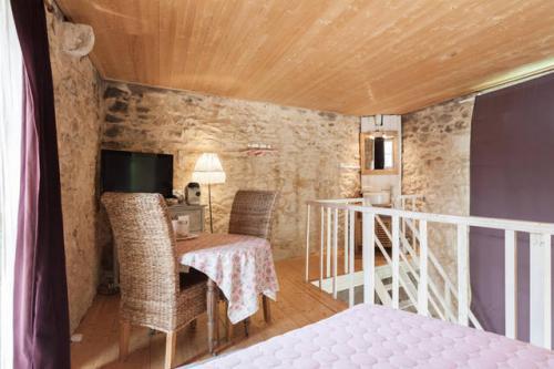 Le Moulin Jacuzzi & Sauna privatifs
